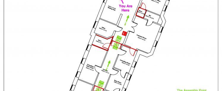 Example Departmental Fire Plan